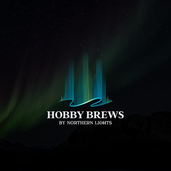 North brand with the title 'Hobby Brews'