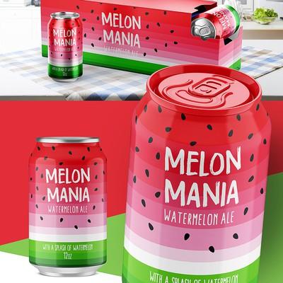 Can Melon Mania
