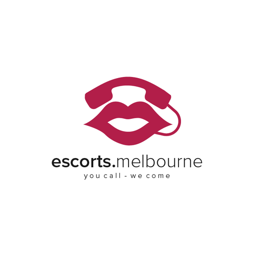 Discover logo with the title 'escorts.melbourne'