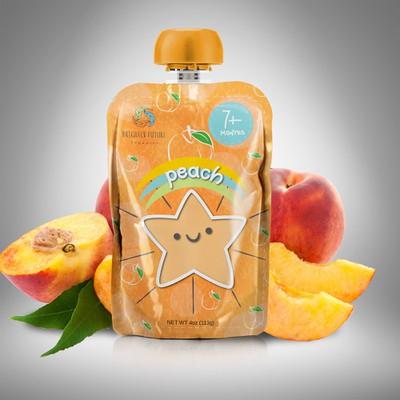 Baby food packaging