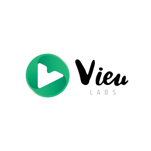 Black and green logo with the title 'Vieu Labs'