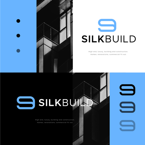 Renovation design with the title 'SilkBuild'