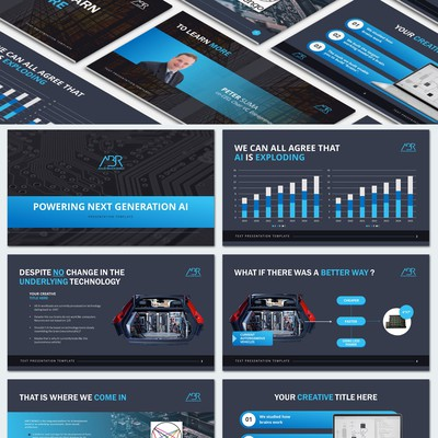 Powering Presentation Redesign