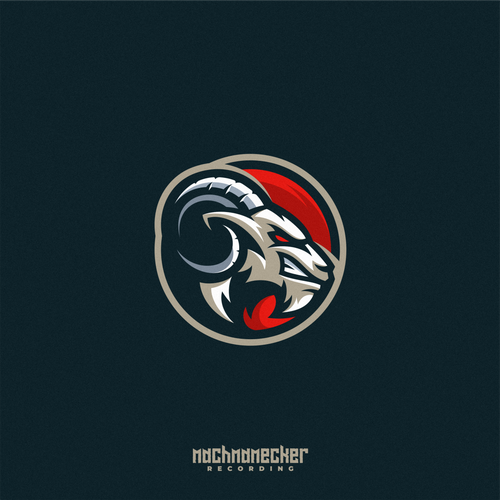 Goat logo with the title 'Goat'