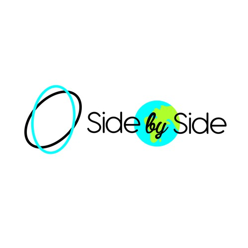 Unity logo with the title 'Logo Concept for Side by Side Consultation'