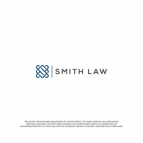 Attorney brand with the title 'Smith Law'