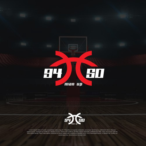 NBA design with the title '94X50'