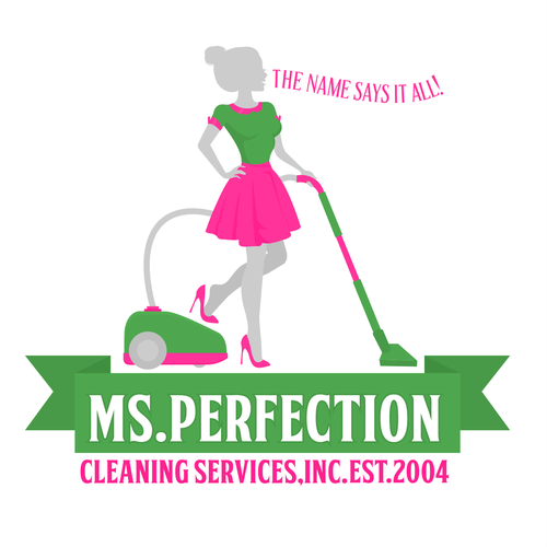 Cleaning design with the title 'Logo for a cleaning service'