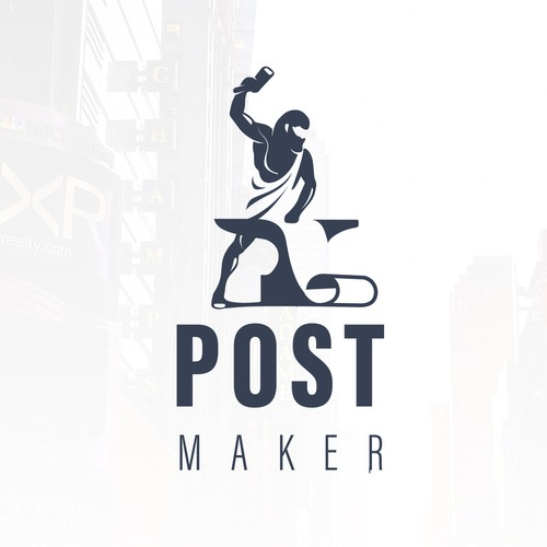 Media logo with the title 'POSTMAKER'