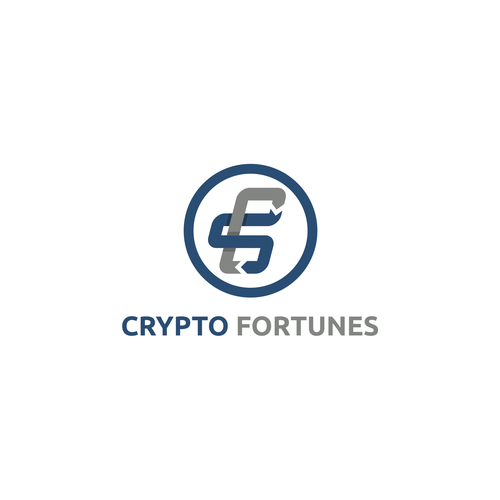 Fortune logo with the title 'crypto fortunes'