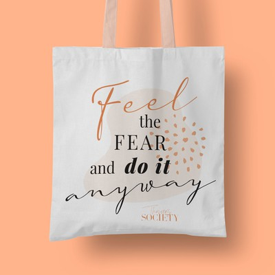 Motivational tote