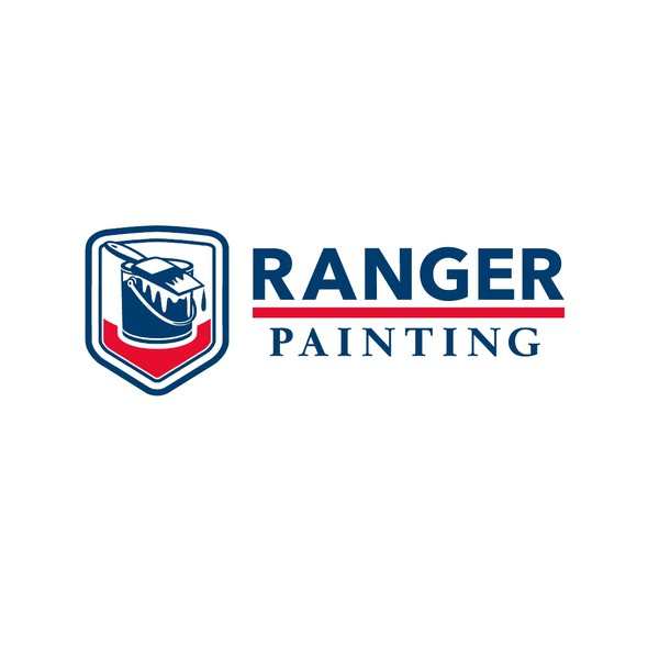 Paintbrush logo with the title 'Ranger Painting'