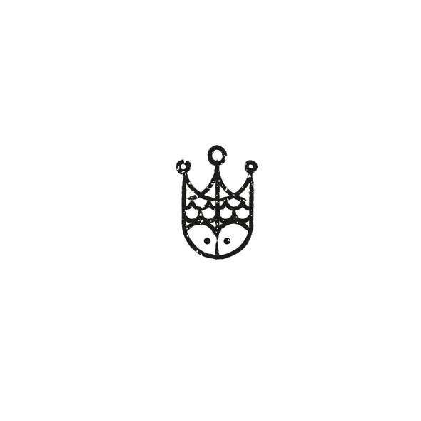 Tuna logo with the title 'Logo for TunaCrown'