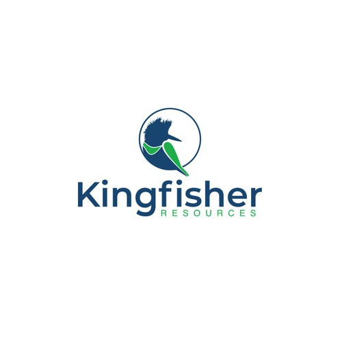 Explorer logo with the title 'Kingfisher Resources'