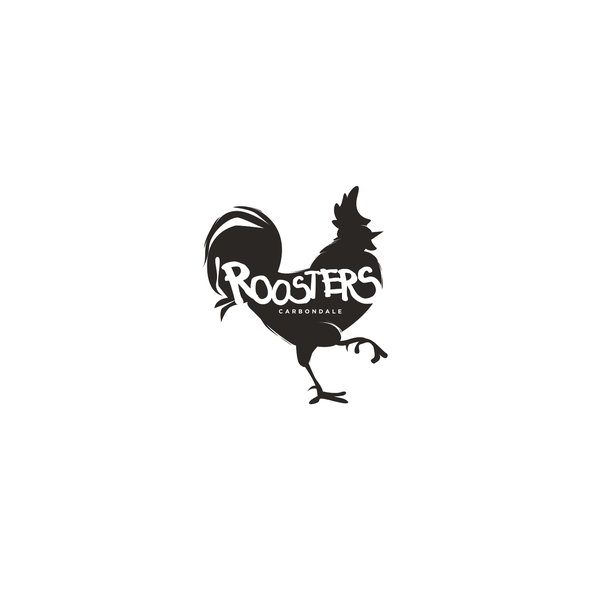 Poultry logo with the title 'Restaurant Logo'