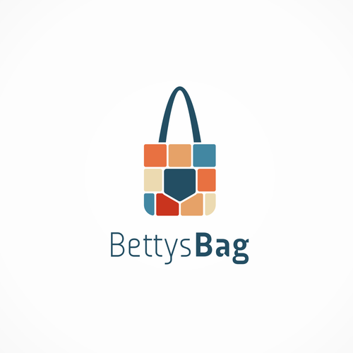 Bag logo with the title 'Bettys bag logo'