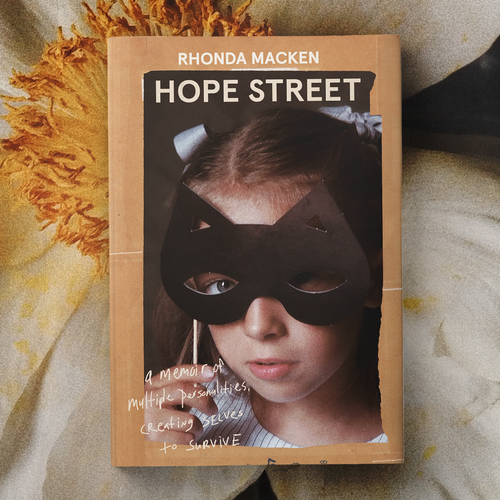 Self-help book cover with the title 'Hope Street'