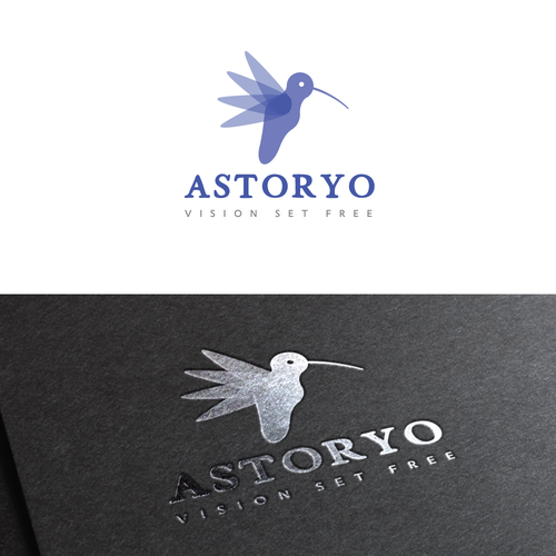 Motion brand with the title 'Astoryo Logo'