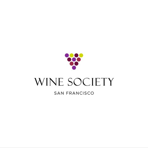 San Francisco design with the title 'Logo and brand design for wine bar with national expansion plans'