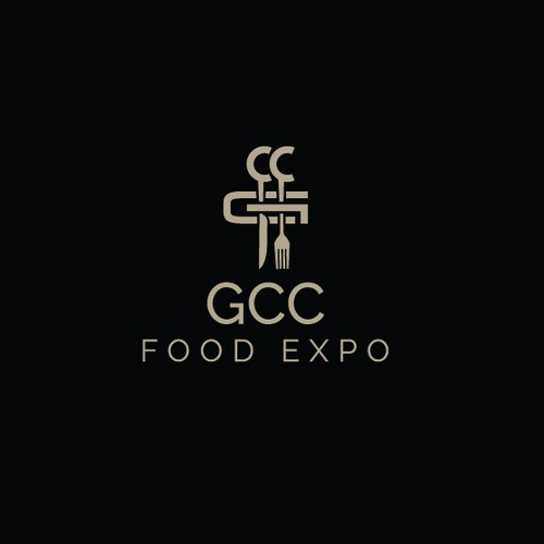 Agricultural design with the title ' Food Expo'