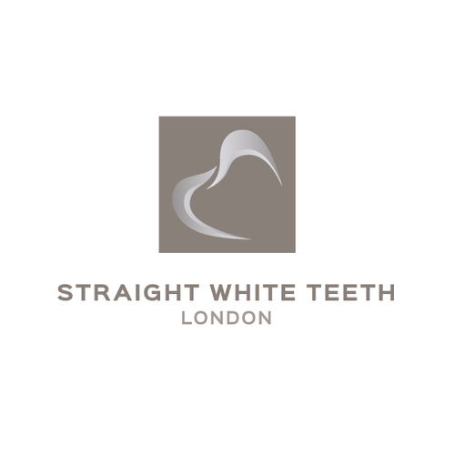 White logo with the title 'White Teeth'