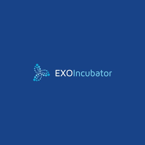 Helix logo with the title 'Exo Incubator - Biomedical technology incubator'