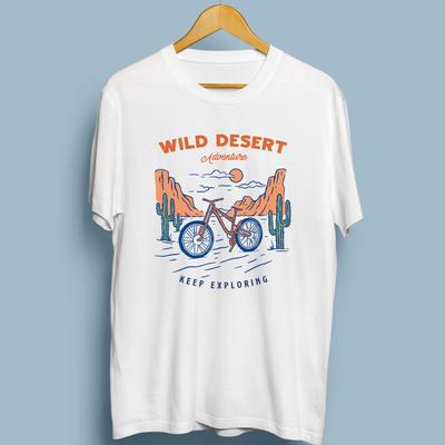 Adventure t-shirt design