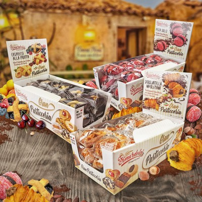 Packaging & Labels for Italian cookies