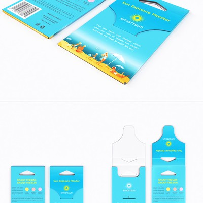 Packaging design for wearable technology