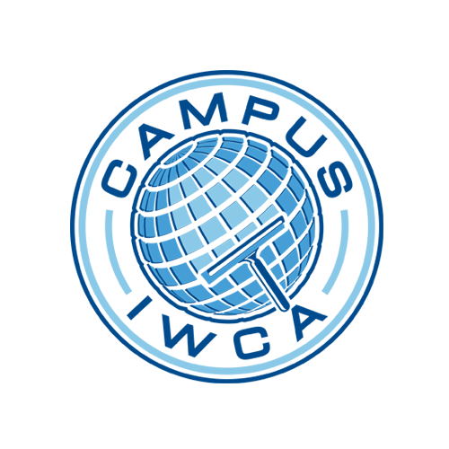 Association logo with the title 'logo for Campus IWCA'