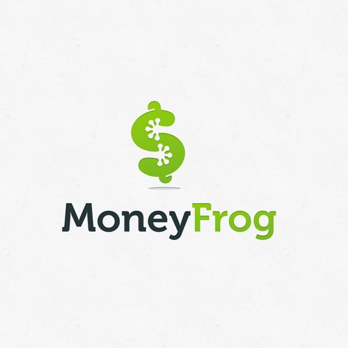Money logo with the title 'MoneyFrog - SOLD!'