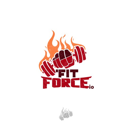 Force logo with the title 'Fit Force'
