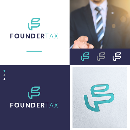 Tool design with the title 'FounderTax'