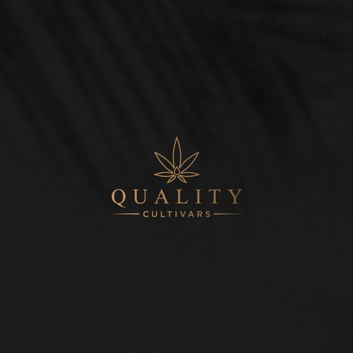 Product logo with the title 'QUALITY CULTIVARS'