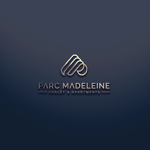 Apartment logo with the title 'Parc Madeleine'
