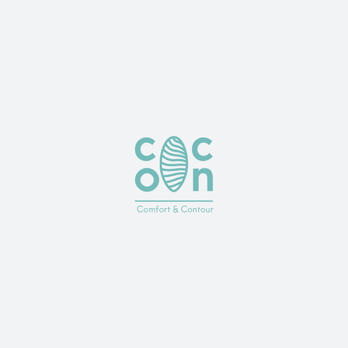 Underwear design with the title 'A charming LOGO for Cocoon !'