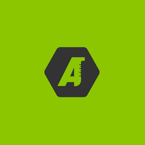 Biotech design with the title 'A1 logo'