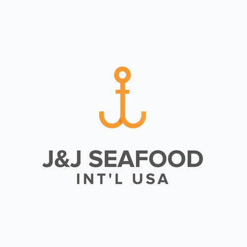 Maritime design with the title 'JJ Anchor'