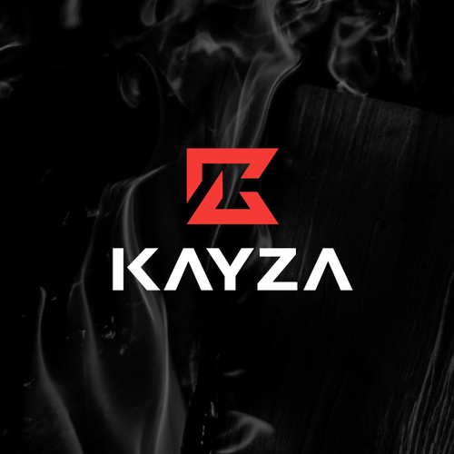 Athletic design with the title 'Kayza'