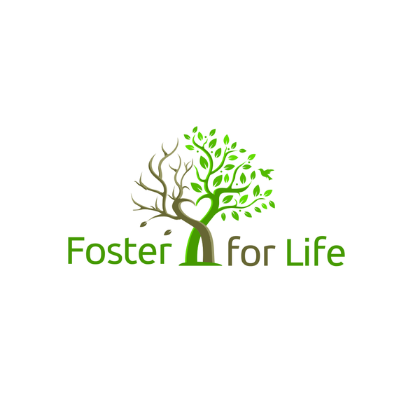 Welfare logo with the title 'Foster for Life'