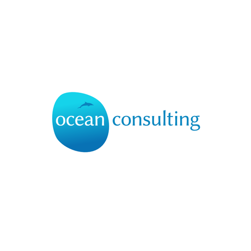 Deep logo with the title 'Ocean consulting'