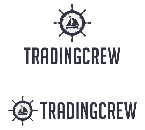 Rowing logo with the title 'TradingCrew'