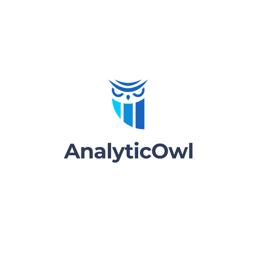 Diagram logo with the title 'analytic owl'
