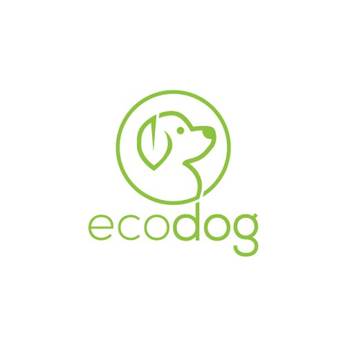 Harmony logo with the title 'Clear, simple, sympathic, original logo for ecological treated and produced artikels for dogs'