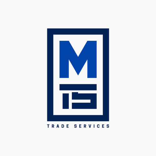 Courage logo with the title 'M Trade Services'