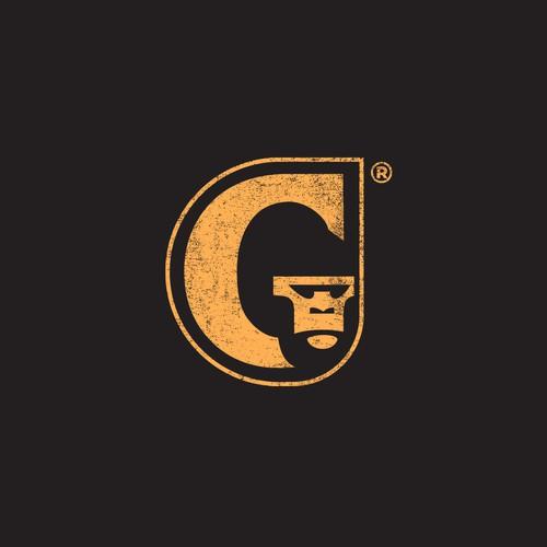 Gorilla design with the title 'Gorilla Dirt logo design'