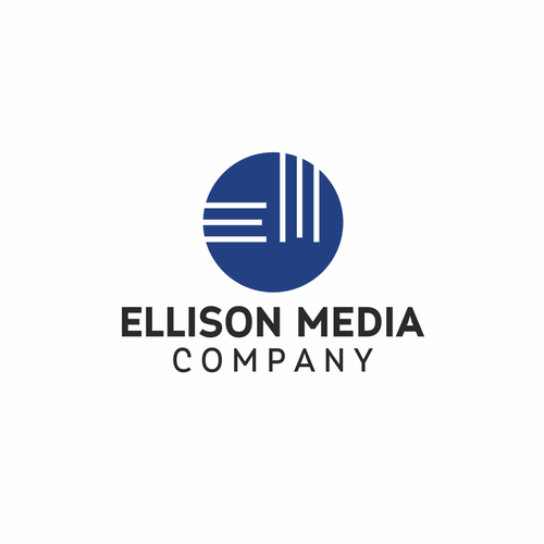 Television brand with the title 'Ellison Media Company'