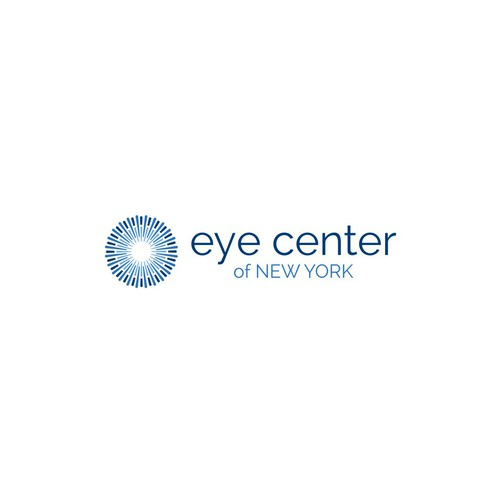 Eye brand with the title 'Eye Center of New York'