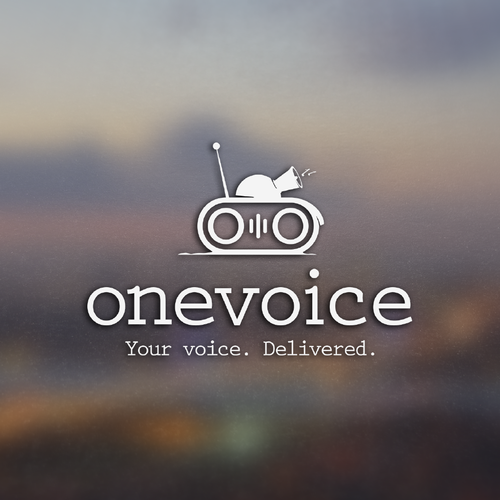 Tank logo with the title 'OneVoice'