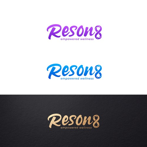 Eight logo with the title 'Reson8'